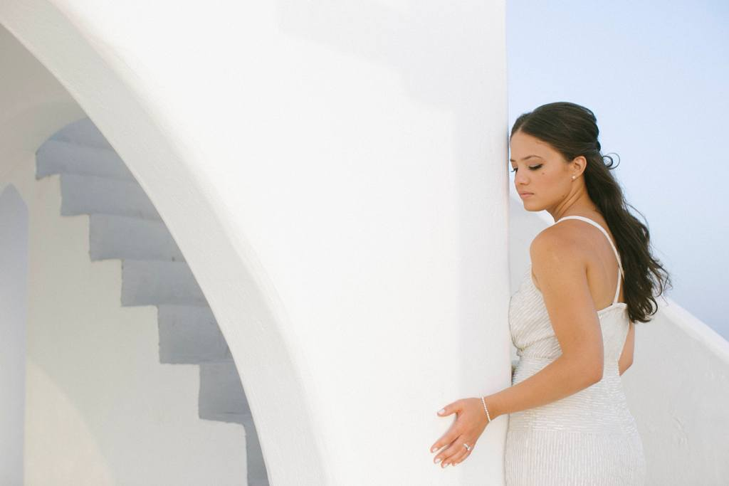 Santorini Weddings Rocabella Lovwed Lovweddings Weddingplanner Arlene Nick10