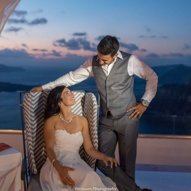 Lovwed Lovweddings Santorini Greece Caroline Chris Outdoorwedding Gem01