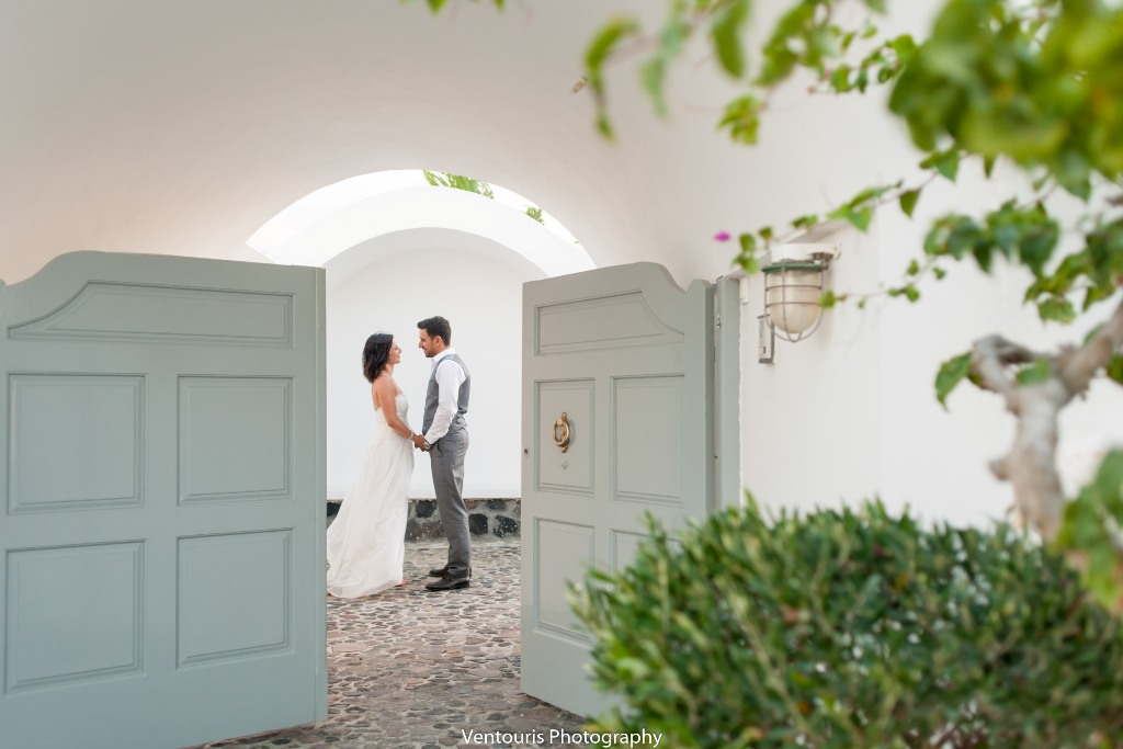 Lovwed Lovweddings Santorini Greece Caroline Chris Outdoorwedding Gem13