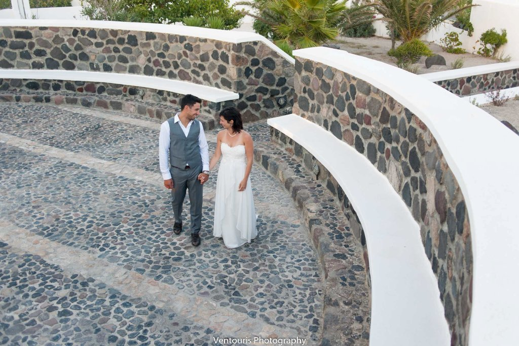 Lovwed Lovweddings Santorini Greece Caroline Chris Outdoorwedding Gem16