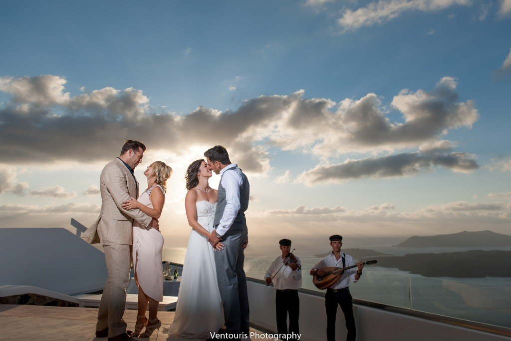 Lovwed Lovweddings Santorini Greece Caroline Chris Outdoorwedding Gem19