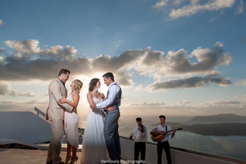 Lovwed Lovweddings Santorini Greece Caroline Chris Outdoorwedding Gem20