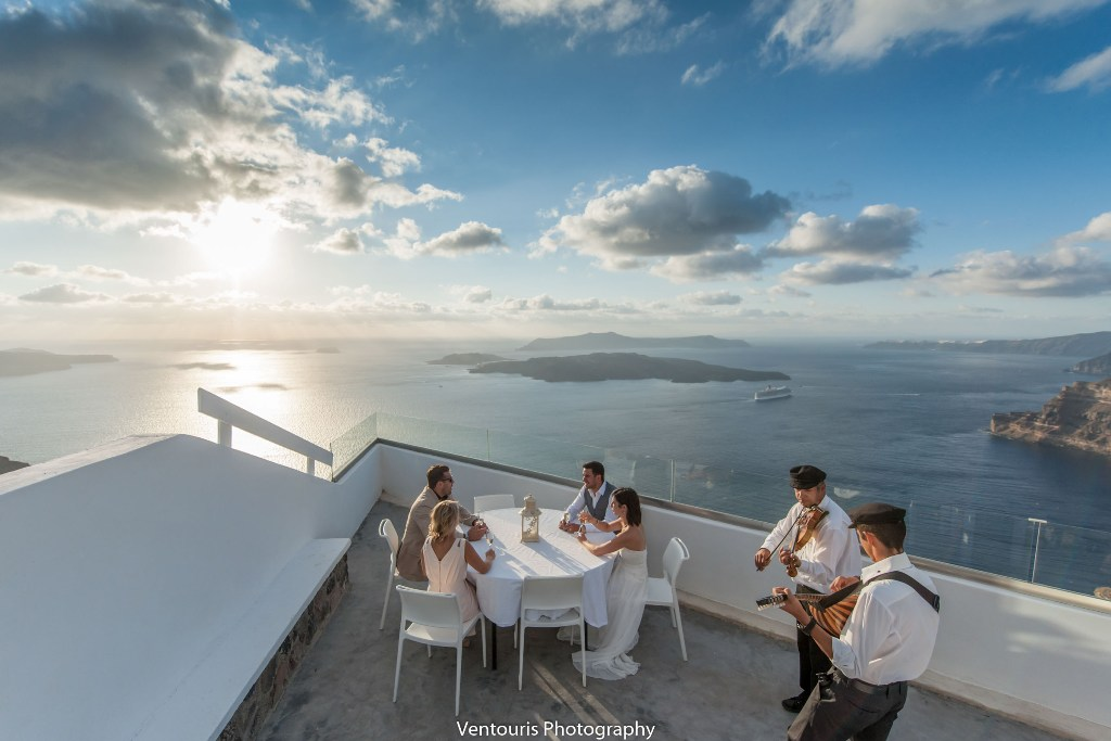 Lovwed Lovweddings Santorini Greece Caroline Chris Outdoorwedding Gem23