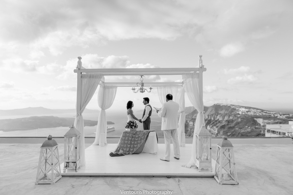 Lovwed Lovweddings Santorini Greece Caroline Chris Outdoorwedding Gem30