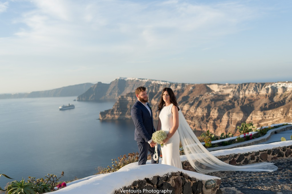Lovwed Lovweddings Santorini Greece Nathan Kirsten Outdoorwedding Gem23