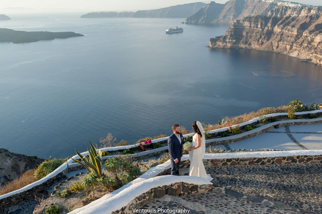 Lovwed Lovweddings Santorini Greece Nathan Kirsten Outdoorwedding Gem24