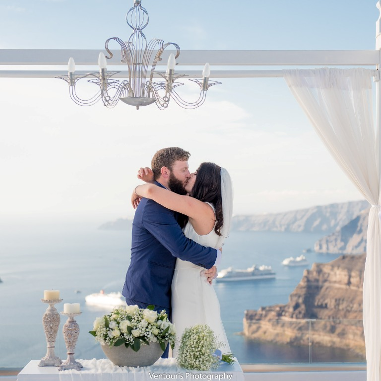 Lovwed Lovweddings Santorini Greece Nathan Kirsten Outdoorwedding Gem33