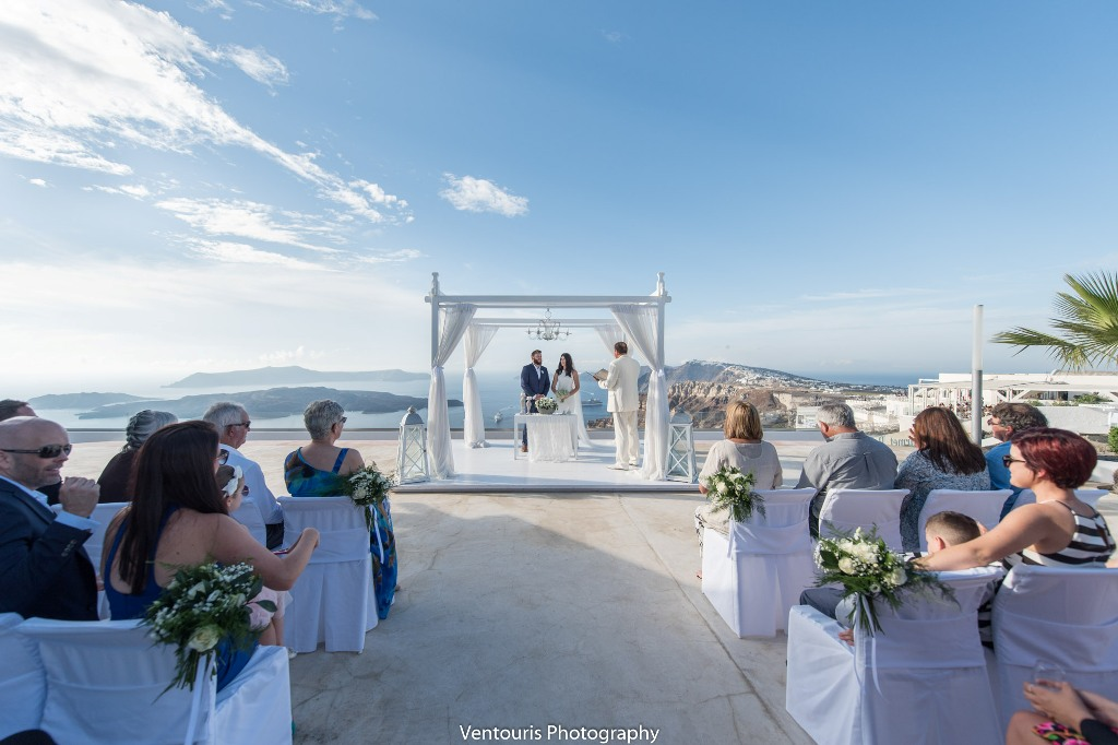 Lovwed Lovweddings Santorini Greece Nathan Kirsten Outdoorwedding Gem36
