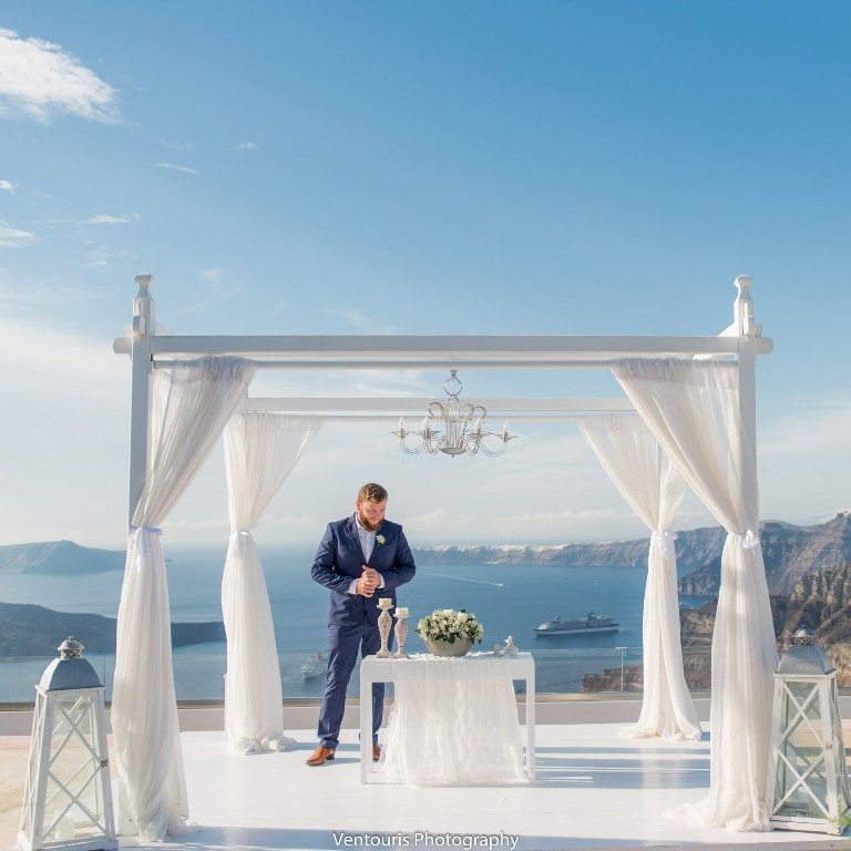 Lovwed Lovweddings Santorini Greece Nathan Kirsten Outdoorwedding Gem39
