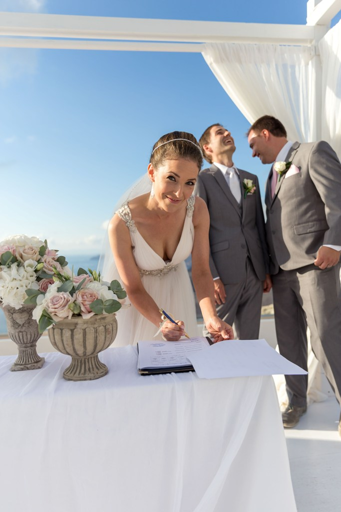 Santorini Weddings Greece Lovwed Lovwedding Weddingplanner Melanie Brandon13