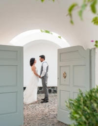 "Wedding Package ""Santorini"""
