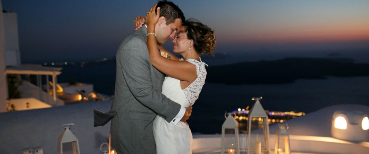 Lovwed Lovweddings Santorini Greece Weddingplanning Civil